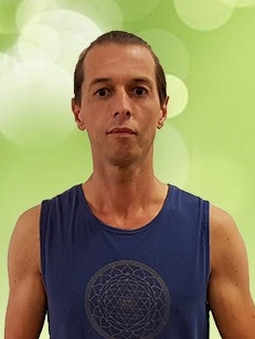 Stefan Maas Dru yoga docent en Lu Jong teacher