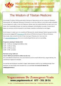 The Wisdom of Tibetan Medicine