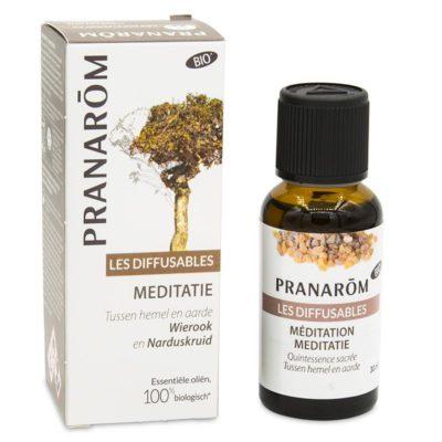 Meditatie verstuivingsmengsel essentiële oliën BIO 12234