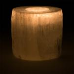 Sfeerlicht seleniet Divine Cylinder