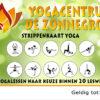 strippenkaart yoga - 10 lessen