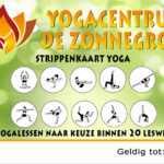 Strippenkaart Yoga