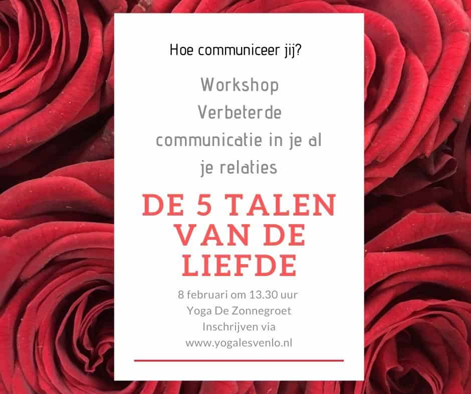 Hoe communiceer jij? Workshop zaterdagmiddag 8 februari 2020